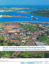 South Portland Economic Development Plan