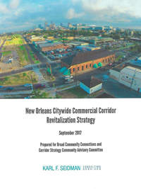 New Orleans Commercial Corridor Strategy