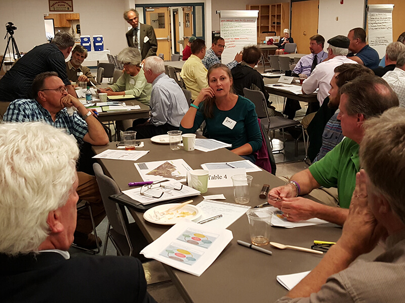 South Portland Economic Development Plan Workshop