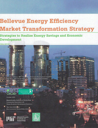 Bellevue Energy Efficiency Report Cover