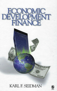 Economic Development Finance Book Cover